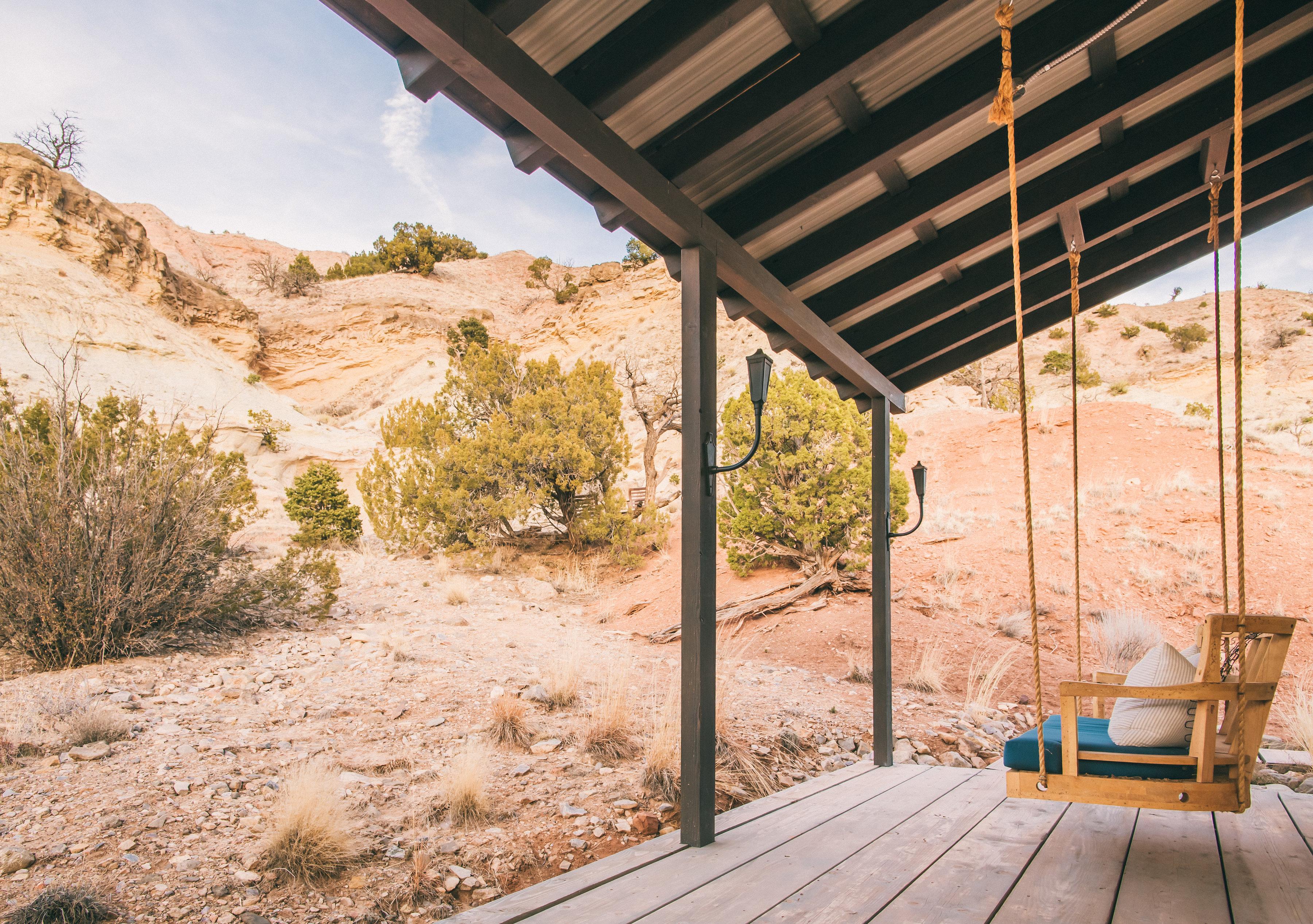 New Mexico Retreat Facility Lodging
