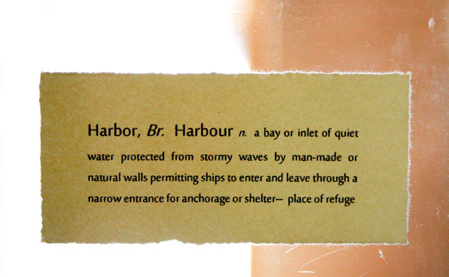 Definition of Harbor